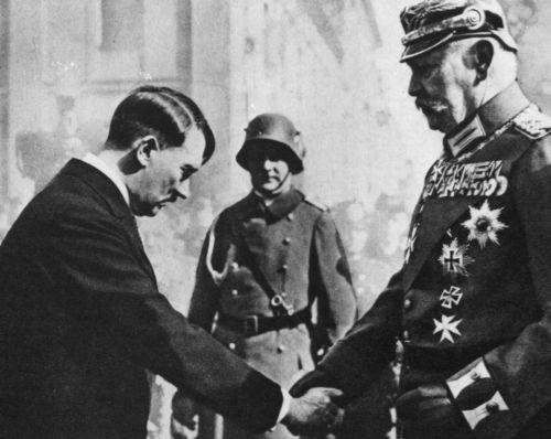 Wer Ernannte Hitler Zum Reichskanzler